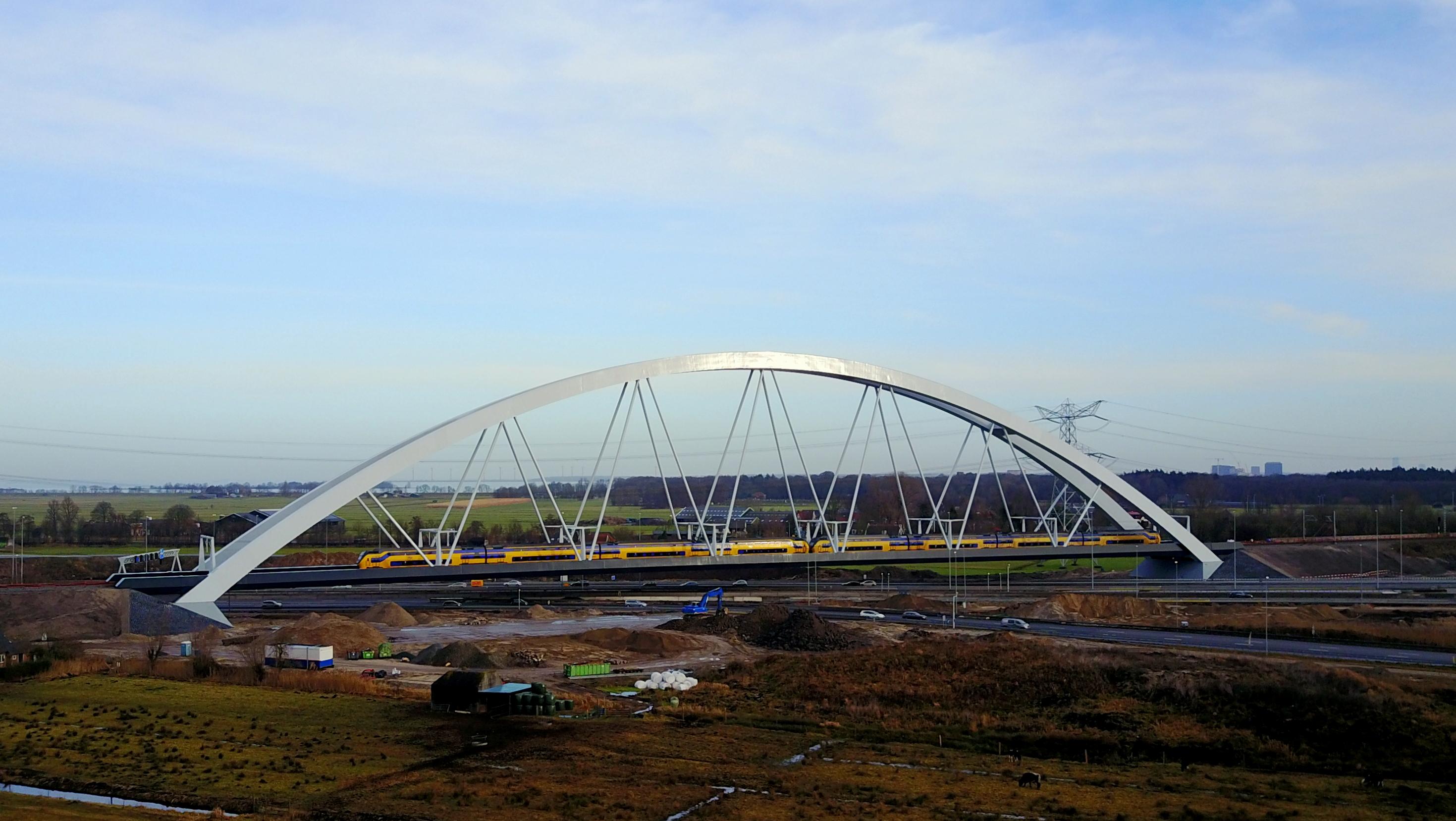 Zandhazenbrug, A1