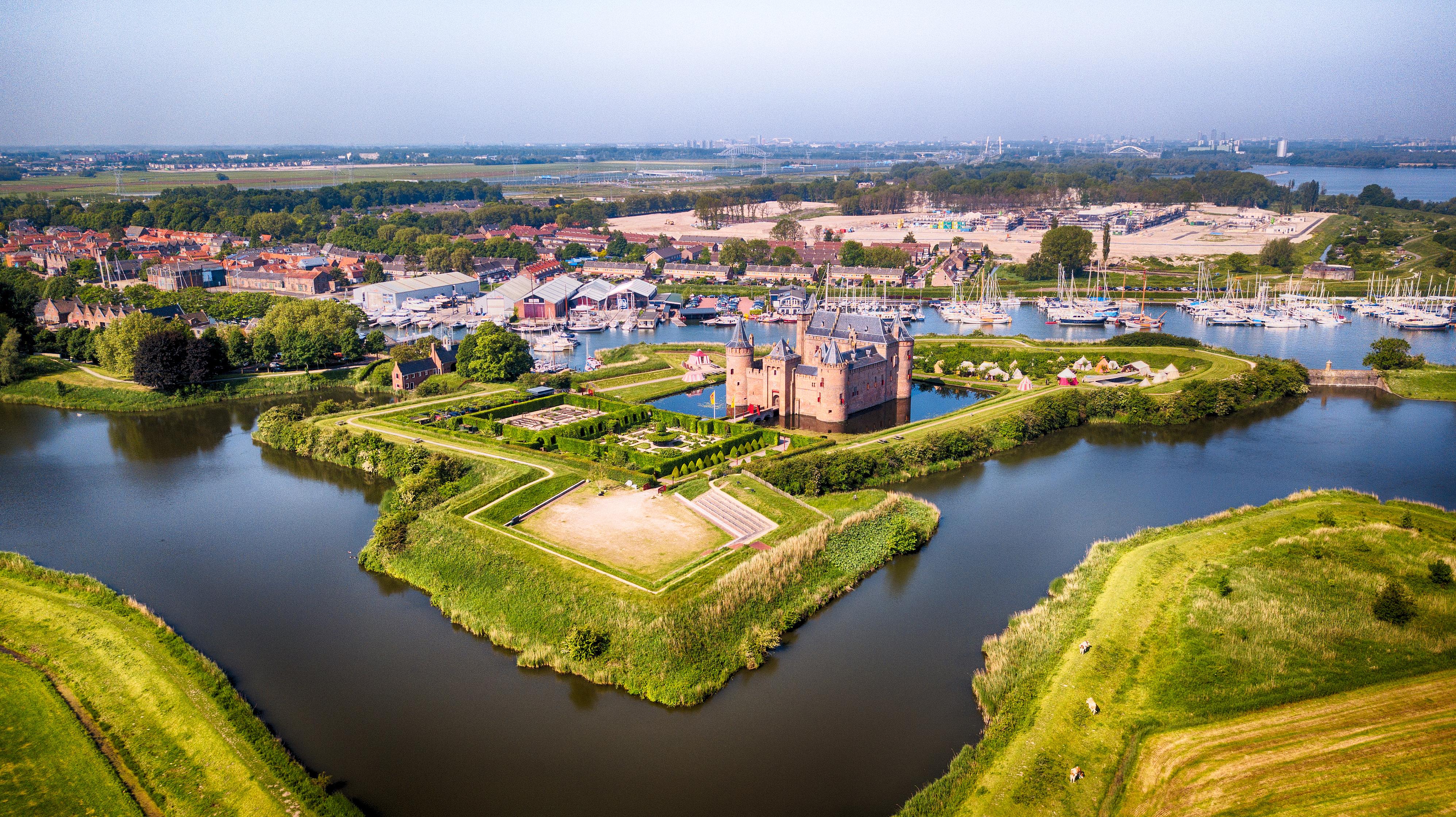 Muiderslot Castle May 2018